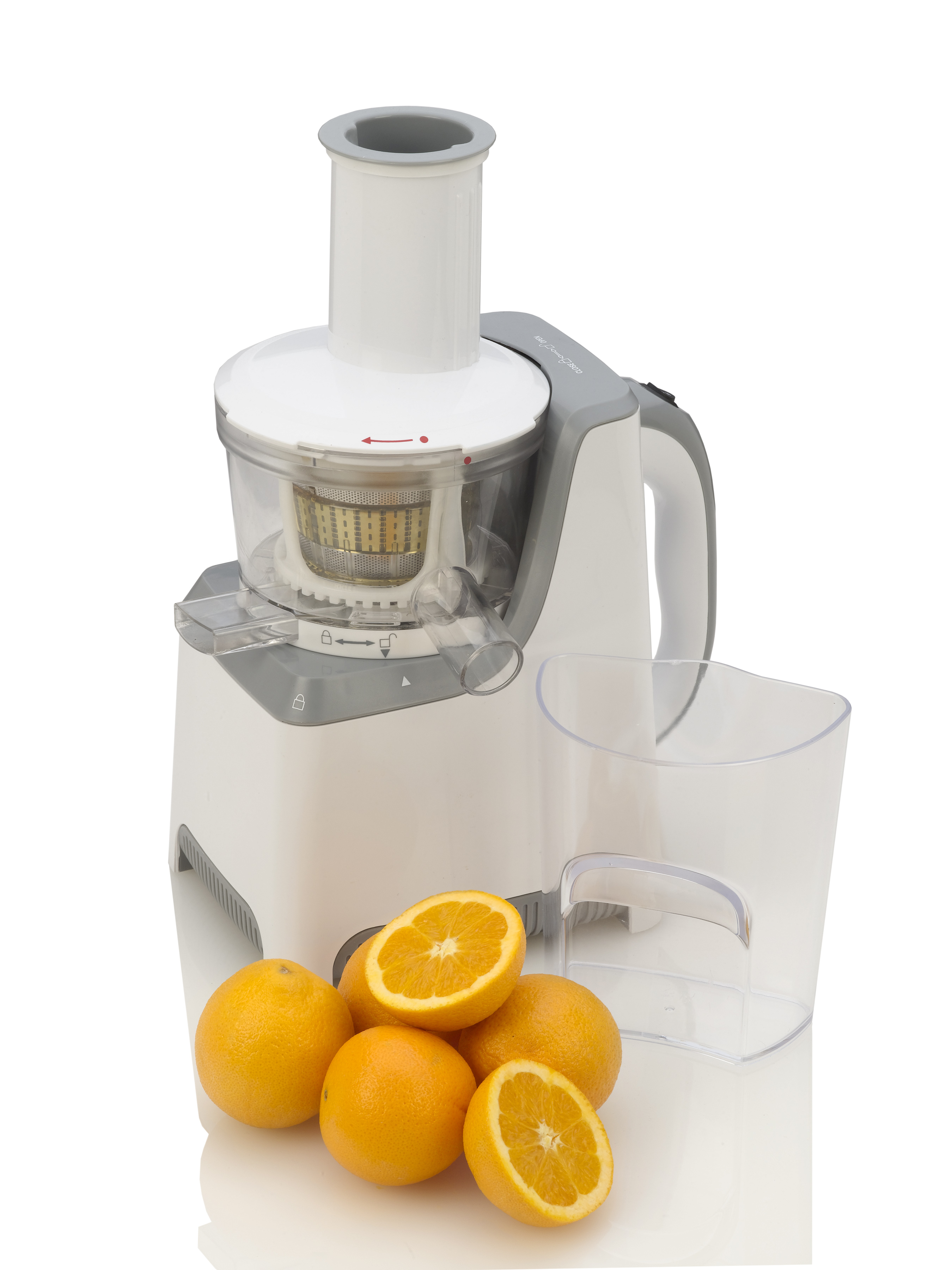New Slow Juicer Signora : Fagor Upgrades Slow Juicer to the New Slow Juicer Platino kitchenwarenews