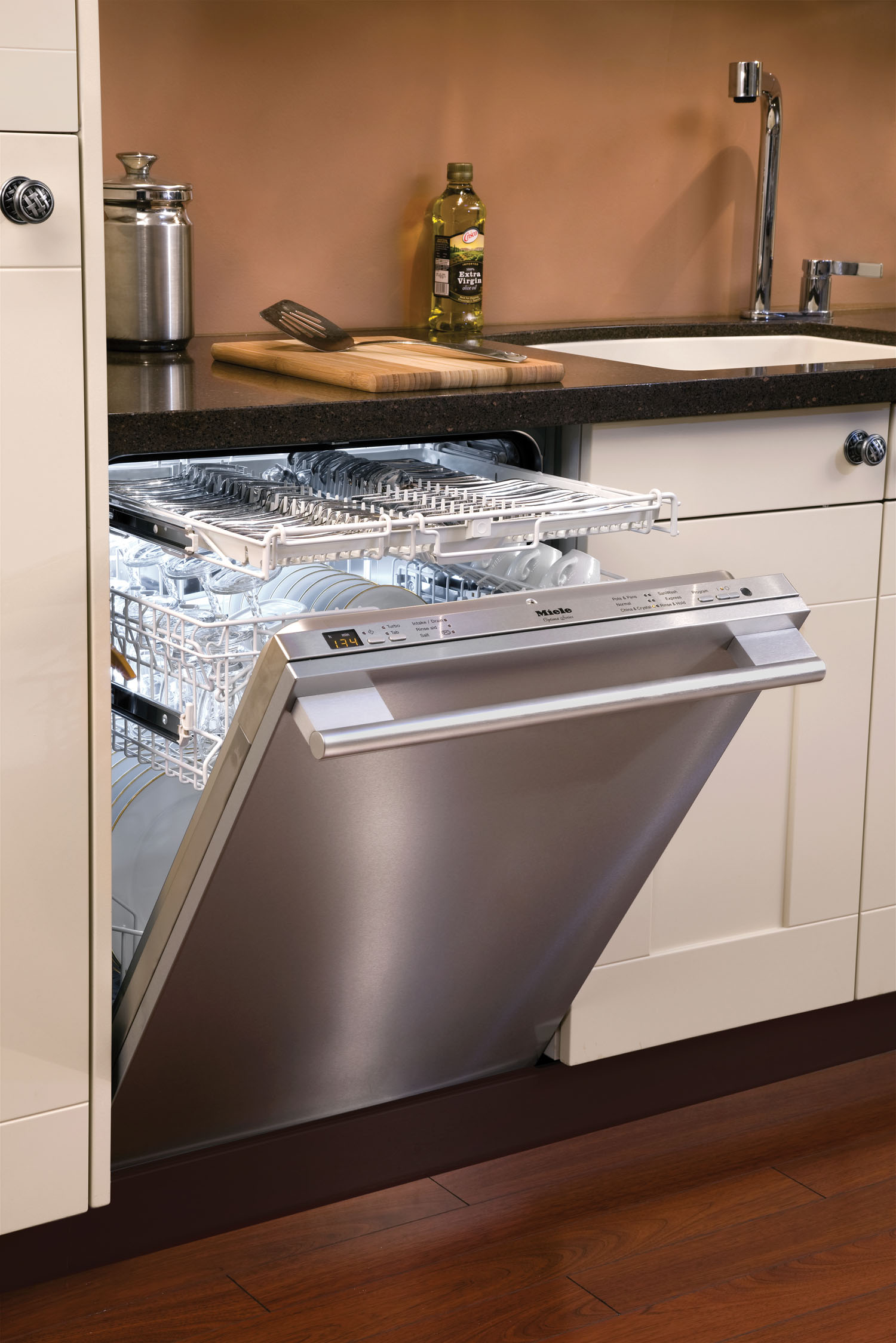 Miele: The Quietest American Dishwasher