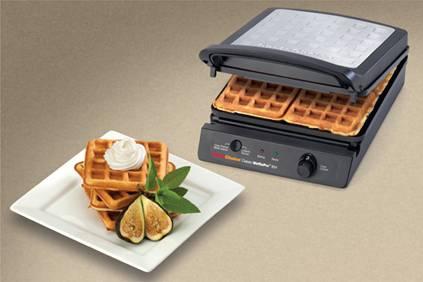 ChefsChoice Wafflemaker